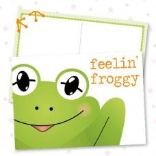 Feelin' Froggy