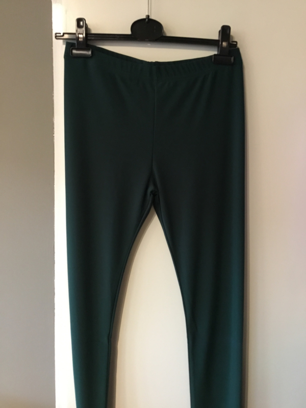 Legging bottlegreen