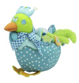 Dushi chick nachtlamp blauw