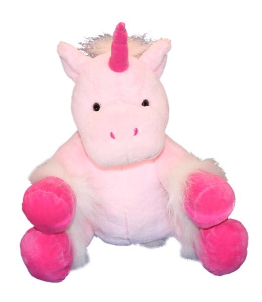 Roze unicorn