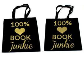 100% Book Junkie