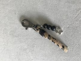 Sleutelhanger/tassenhanger