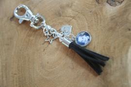 sleutel/tassenhanger foto