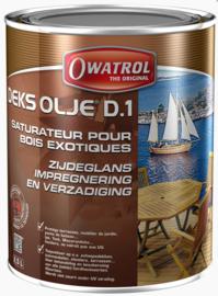 D.1 Deks olje