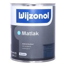 Wijzonol Matlak (watergedragen)