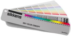 5051 Sikkens kleurenwaaier