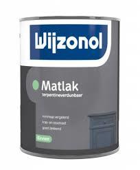 Wijzonol Matlak (terpentinegedragen)
