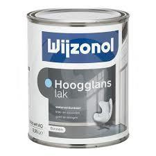 Wijzonol Hoogglanslak (watergedragen)
