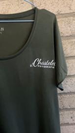 Logo bedrukken borst