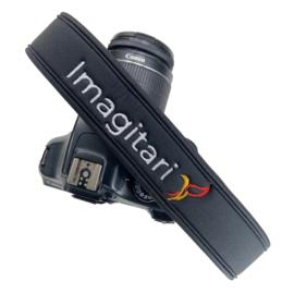 Cameraband met logo