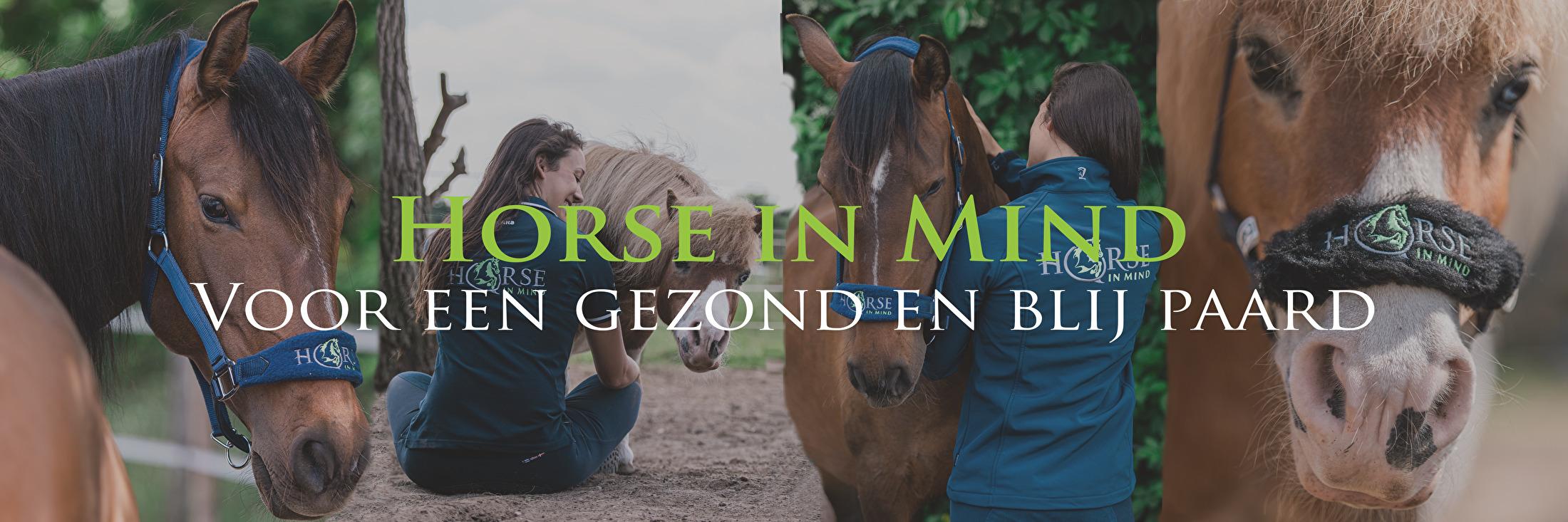 Horse in Mind merchandise