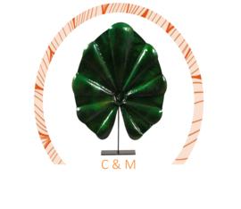 Jungle Leaf Groen