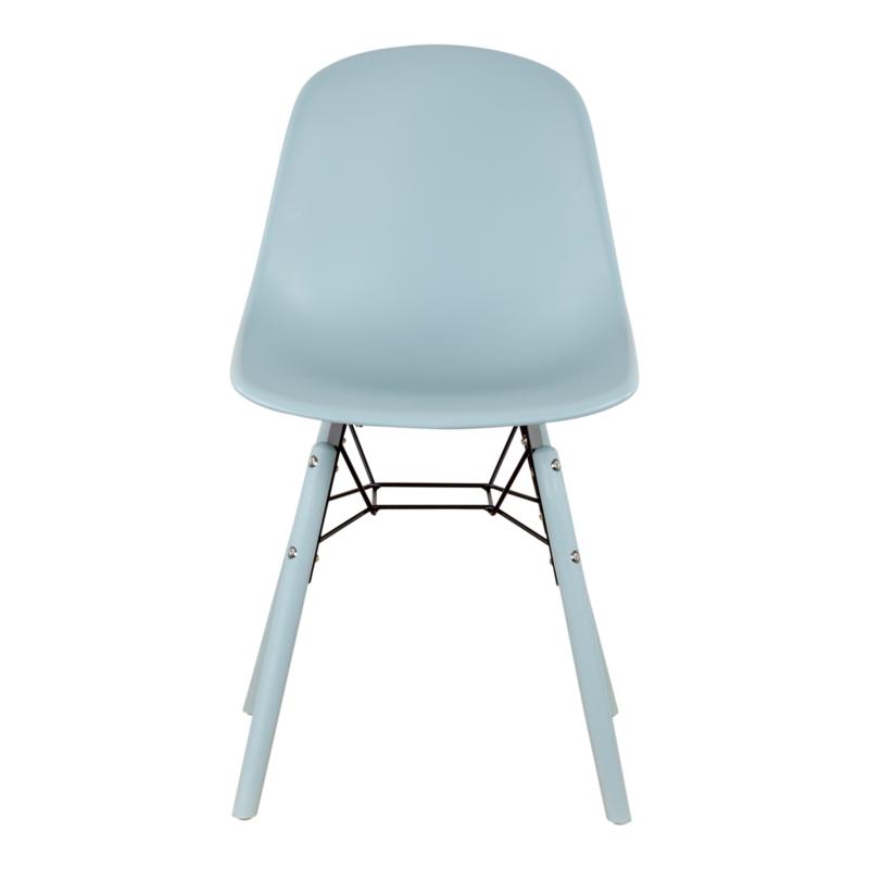 Peaky ijsblauw | eetkamerstoelen | Chairs & More
