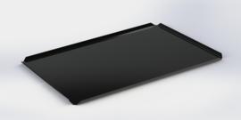 Noir plateau 30 cm x 40 cm