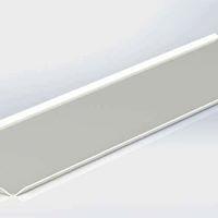 Witte plateau 20cm x 60 cm