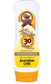 Australian Gold SPF 30 lotion zonder bronzer