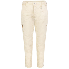 MAC JEANS 'RICH CARGO COTTON BEIGE'