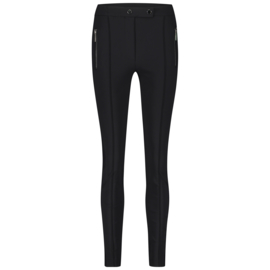 JANE LUSHKA BROEK 'KAYA LONG, BLACK'