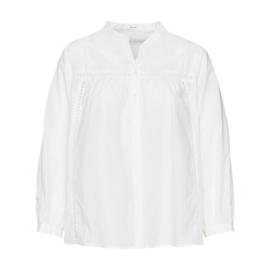 OPUS BLOUSE  'FEDALE, OFF-WHITE'