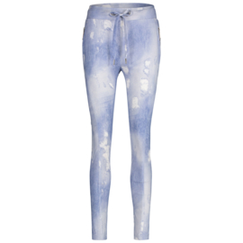 JANE LUSHKA BROEK 'ANNA DENIM BLUE'