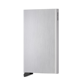 SECRID CARDPROTECTOR 'BRUSHED SILVER'