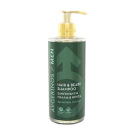 Mannen Haar en Baard Shampoo 300 ml