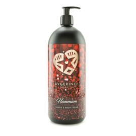 Hammam Hands and Body Cream 1 liter