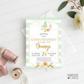 Uitnodiging | Dounya