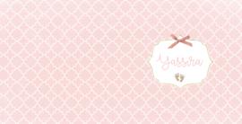 Geboortekaart    Yassira