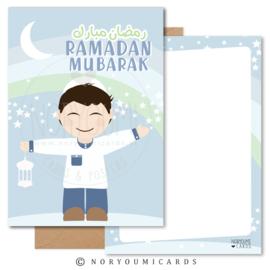 Kaart | RamadanKids Boy