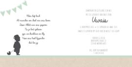 Geboortekaart | Uwais