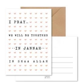 Kaart | I pray ...