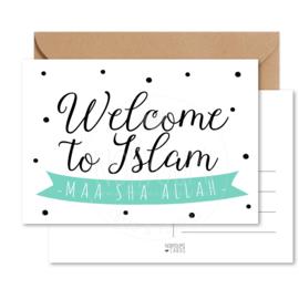 Kaart | Welcome to Islam
