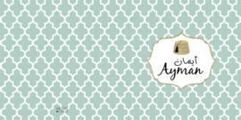 Geboortekaart  | Ayman