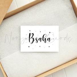 Minikaart | Bsaha