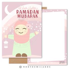 Kaart | RamadanKids Girl