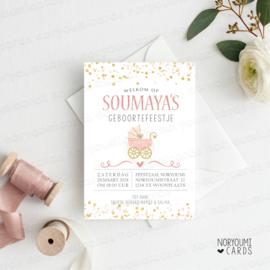 Uitnodiging | Soumaya
