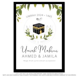 Poster | Umrah Mabrour