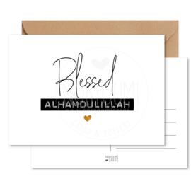 Kaart | Blessed alhamdulillah