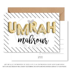 Kaart | Umrah Mabrour