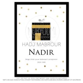 Hadj- en Umrahposters