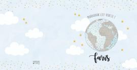Geboortekaart  | Faris