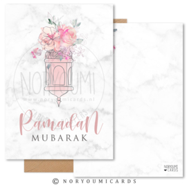 Kaart | Ramadan mubarak