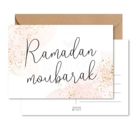 Kaart | Ramadan moubarak