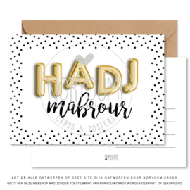 Kaart | Hadj Mabrour