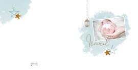 Geboortekaart  | Ismail