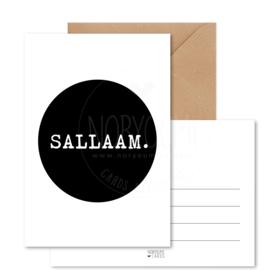 Kaart | Sallaam.