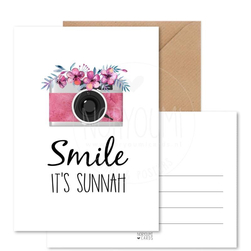 Kaart | Smile It's sunnah