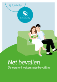 Brochure: Net bevallen. De eerste 6 weken na je bevalling (set van 50 stuks)