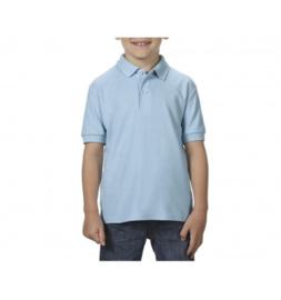 Kids polo met korte mouwen